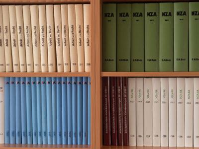 Literatur Arbeitnehmerrechte