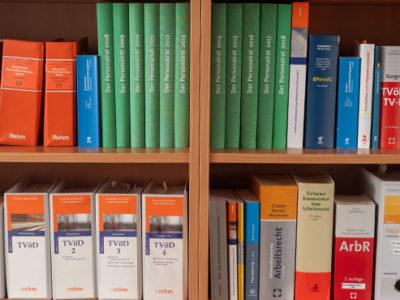 Literatursammlung Personalräte